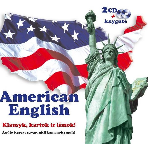 American English. Audio kursas (2CD+knygutė)