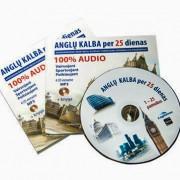 Anglų kalbos audio kursas