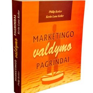 Marketingas, rinkodara knyga