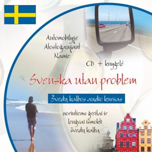 Svenska utan problem CD. Švedų kalbos audio kursas